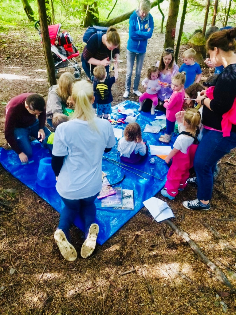 Fun outdoor STEM sessions for kids and families in Balloch, Glasgow, Scotland