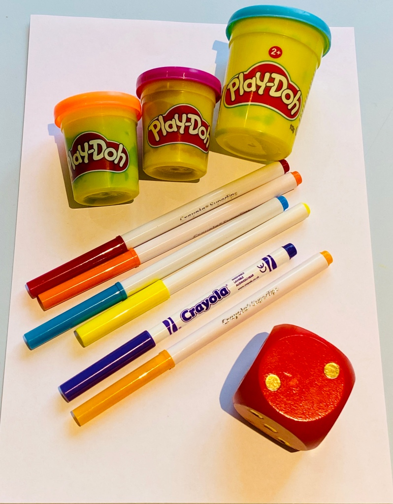 How to use playdoh to do Solar System maths